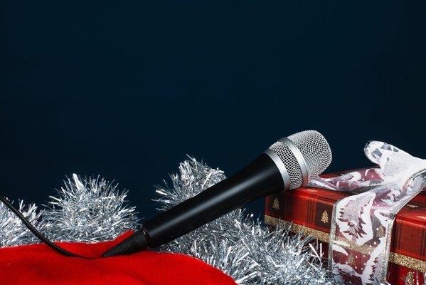 Une chanson de Noël personnalisée